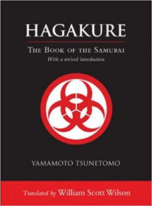 Hagakure - The Book of the Samurai