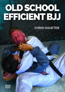 Old School Efficient BJJ