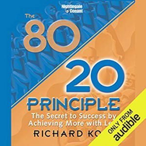 80 20 Principle