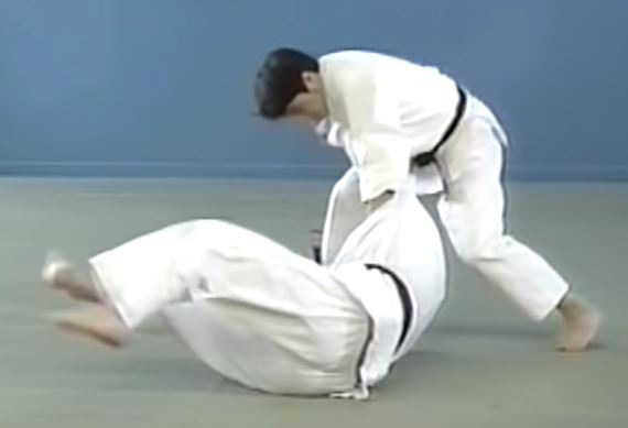Kodokan Throwing Techniques (Nagewaza)