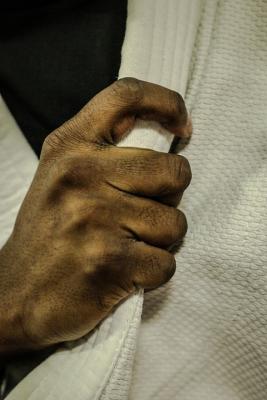 Judo Grip Fighting