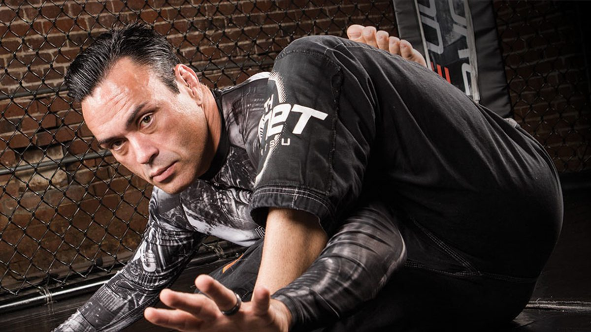 Eddie Bravo: Rubber Guard to Mount Walkthrough