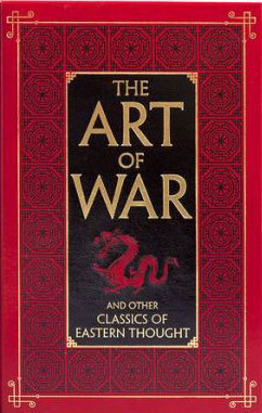 Book Excerpt – The Art of War – Peace