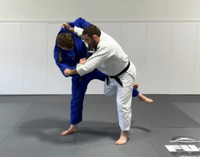 Secret Judo Skills For Jujitsu Situations – Travis Stevens Judo Techniques
